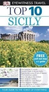SYCYLIA SICILY przewodnik top10 DK 2013