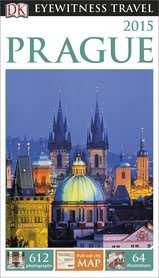 PRAGA PRAGUE przewodnik turystyczny DK