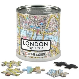 LONDYN CITY PUZZLE MAGNETS
