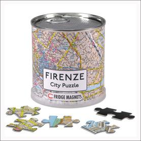 FLORENCJA CITY PUZZLE MAGNETYCZNE