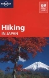 HIKING IN JAPAN przewodnik LONELY PLANET