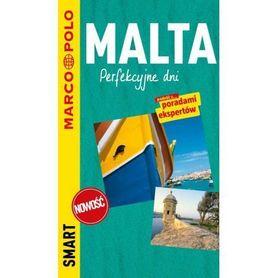 MALTA przewodnik + mapa SMART MARCO POLO