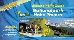 NATIONALPARK HOHE TAUERN atlas rowerowy BIKELINE