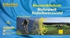 NATURPARK SUDSCHWARZWALD atlas rowerowy BIKELINE