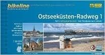 OSTSEEKUSTEN RADWEG 1 atlas rowerowy BIKELINE