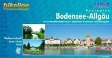 BODENSEE-ALLGAU atlas rowerowy BIKELINE