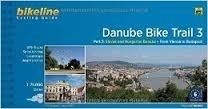 DANUBE BIKE TRAIL 3 atlas rowerowy BIKELINE