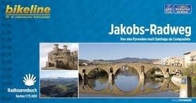 JAKOBS RADWEG atlas rowerowy BIKELINE
