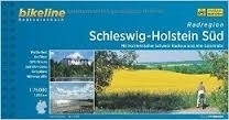 SCHLESWIG HOLSTEIN SUD atlas rowerowy BIKELINE