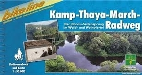 KAMP THAYA MARCH RADWEG atlas rowerowy BIKELINE