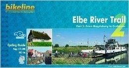 ELBE RIVER TRAIL 2 atlas rowerowy BIKELINE
