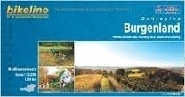 RADREGION BURGENLAND atlas rowerowy BIKELINE