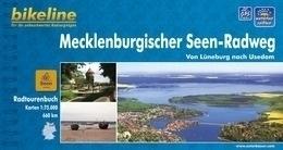 MECKLENBURGISCHER SEEN RADWEG atlas rowerowy BIKELINE