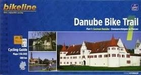 DANUBE BIKE TRAIL 1 atlas rowerowy BIKELINE