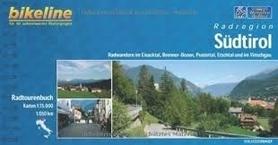 RADREGION SUDTIROL atlas rowerowy BIKELINE