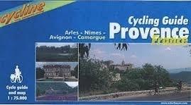 PROVENCE FRANCE atlas rowerowy BIKELINE