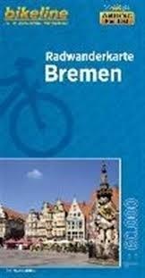 BREMEN mapa rowerowa BIKELINE