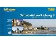 OSTSEEKUSTEN RADWEG 3 atlas rowerowy BIKELINE