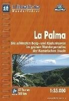 Okładka przewodnika przedstawia panorame La Palma