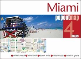 Zdjęcie przedstawia plażę w Miami.