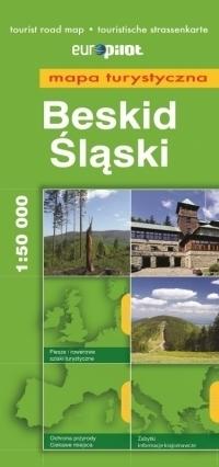 BESKID ŚLĄSKI mapa turystyczna 1:50 000 EUROPILOT