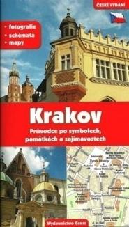 KRAKÓW przewodnik po symbolach, zabytkach i atrakcjach GAUSS j. czeski
