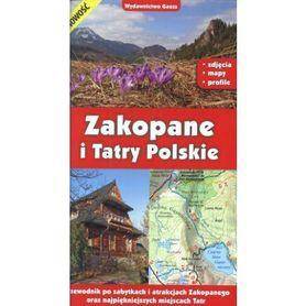 ZAKOPANE I TATRY POLSKIE przewodnik GAUSS 2014