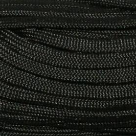 PARACORD 550 LINKA SPADOCHRONOWA 08 BLACK