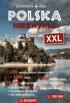 POLSKA NIEZWYKŁA Qaktywny przewodnik QUO VADIS DEMART 2018/2019