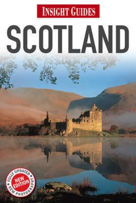 SCOTLAND SZKOCJA przewodnik INSIGHT GUIDES 2014