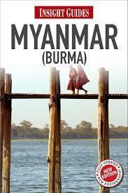 MYANMAR BURMA przewodnik INSIGHT GUIDES 2014