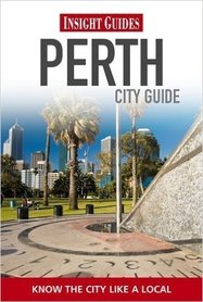 PERTH & SURROUNDINGS CITY GUIDE przewodnik INSIGHT