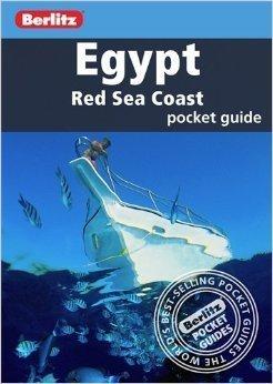 EGIPT I MORZE CZERWONE POCKET GUIDE przewodnik BERLITZ