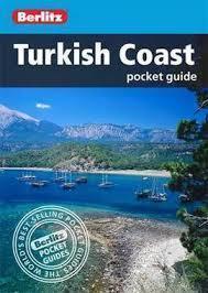 TURKISH COAST TURECKIE WYBRZEŻEprzewodnik BERLITZ POCKET GUIDE