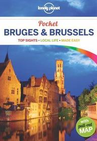 BRUGIA & BRUKSELA LONELY PLANET POCKET