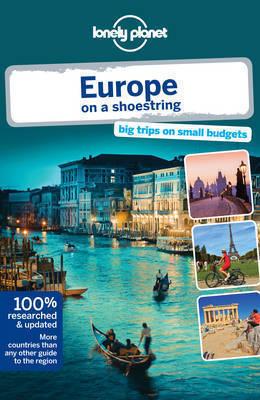 EUROPA wielkie podróże na mały budżet przewodnik LONELY PLANET
