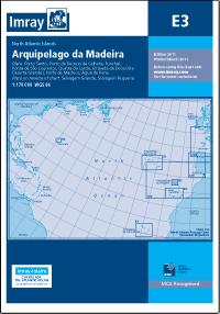 E3 MADERA Arquipelago Da Madeira mapa morska 1:170 000 IMRAY