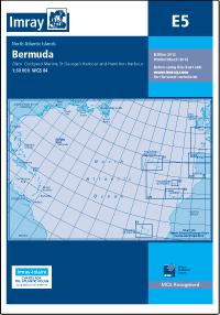 E5 Bermudy mapa morska 1:60 000 IMRAY