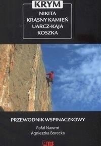 PRZEWODNIK WSPINACZKOWY PO KRYMIE Agnieszka Borecka Rafał Nawrot STAPIS