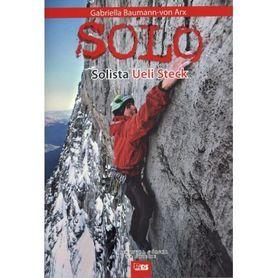 SOLO. SOLISTA UELI STECK Gabriella Baumann-von Arx STAPIS
