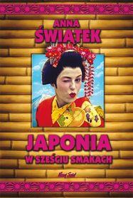 JAPONIA W SZEŚCIU SMAKACH  BERNARDINUM