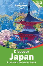 JAPONIA przewodnik discover LONELY PLANET