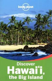 HAWAI'I THE BIG ISLAND przewodnik DISCOVER LONELY PLANET