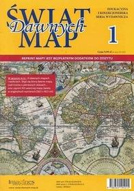 ŚWIAT DAWNYCH MAP NR. 1 IMAGINES