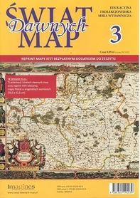 ŚWIAT DAWNYCH MAP NR. 3 IMAGINES