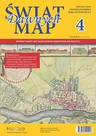 ŚWIAT DAWNYCH MAP NR. 4 IMAGINES