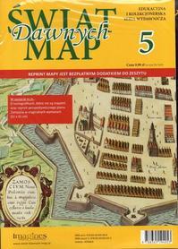 ŚWIAT DAWNYCH MAP NR. 5 IMAGINES