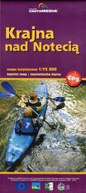 KRAJNA NAD NOTECIĄ mapa turystyczna 1:75 000 CARTOMEDIA
