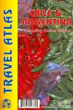 CHILE I ARGENTYNA ATLAS ITMB