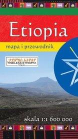 ETIOPIA mapa i przewodnik 1:1 600 000 MARCO POLO